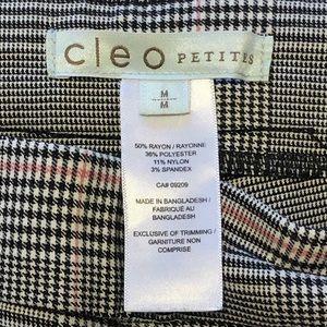 CLEO PULL ON PANTS (M)